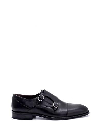 Derimod Erkek Ayakkabı(612-1) Klasik Siyah